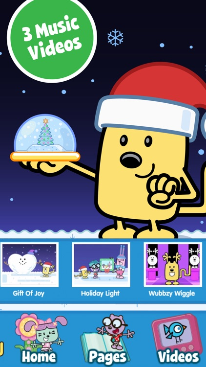 Wubbzy's The Night Before Christmas screenshot-4