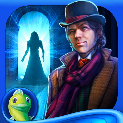 Haunted Hotel: Ancient Bane HD - A Ghostly Hidden Object Game icon