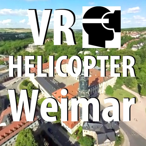 VR Virtual Reality Helicopter Flight Weimar