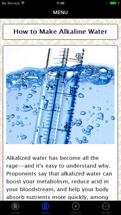 Alkaline Water Benefits - Why Everyone Talk About This?!