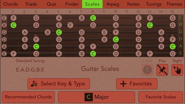All Guitar Chords screenshot-4