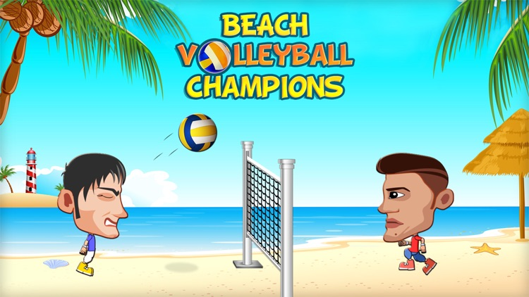 Beach Volleyball Champions