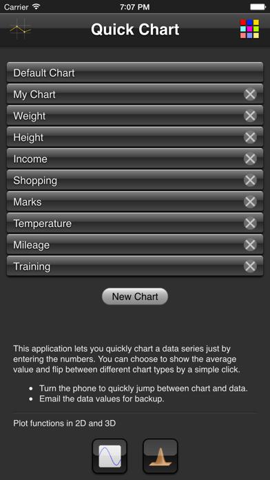 Quick Chart screenshot three