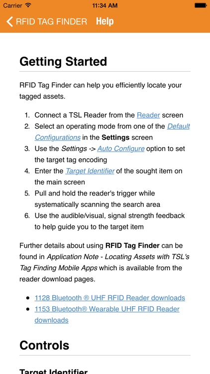 RFID Tag Finder by Technology Solutions (UK) Ltd