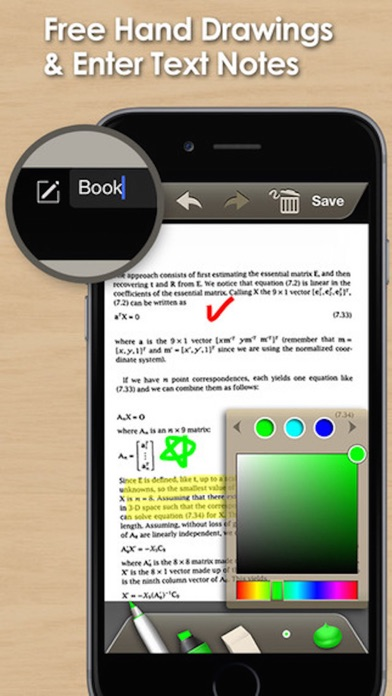 Quick Scanner - scan documents, receipts and images into PDFs screenshot four