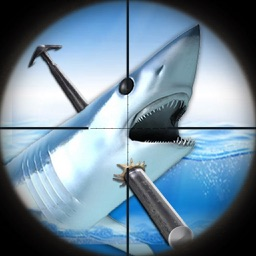 Great White Shark Hunters : Blue Sea Spear-Fishing Adventure PRO