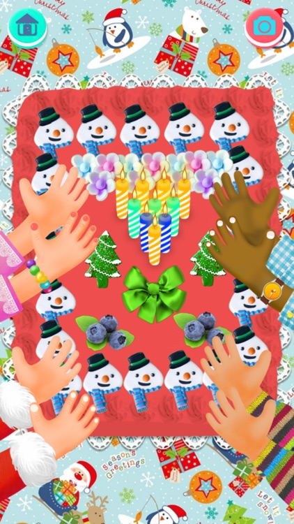 Christmas Cake Maker! screenshot-4
