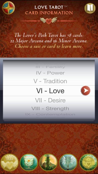 Love Tarot - Full versionのおすすめ画像3