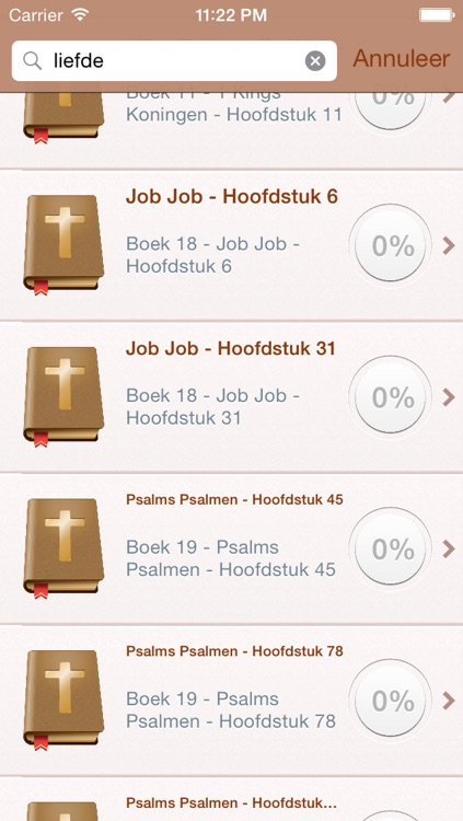 Dutch Holy Bible - Heilige Bijbel in het Nederlands screenshot-3