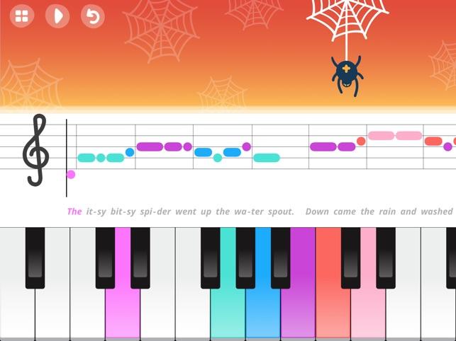 Onwijs Spelen en zingen – Piano voor kinderen in de App Store JQ-11
