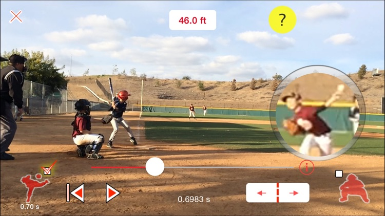 Pitchman Radar Gun screenshot-4