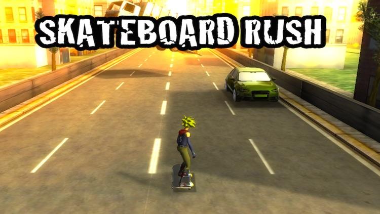 Skateboard Rush