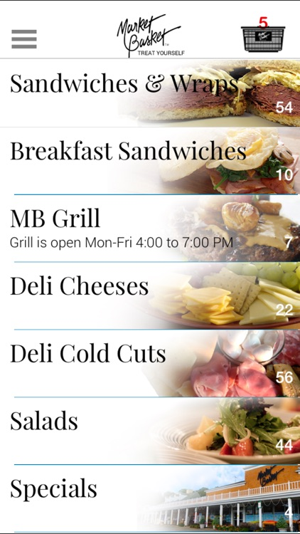 Deli App by The Market Basket Inc