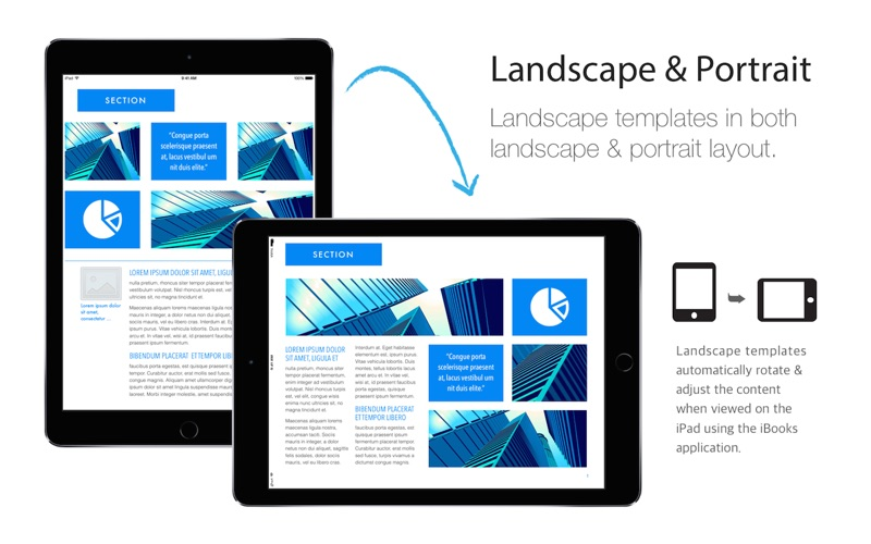 Business Templates iBooks Author Edition | App Price Drops