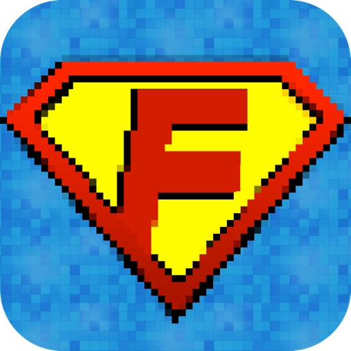 Super Star Flappy World of Eden Craft Family Game for Boys and Girls iOS App