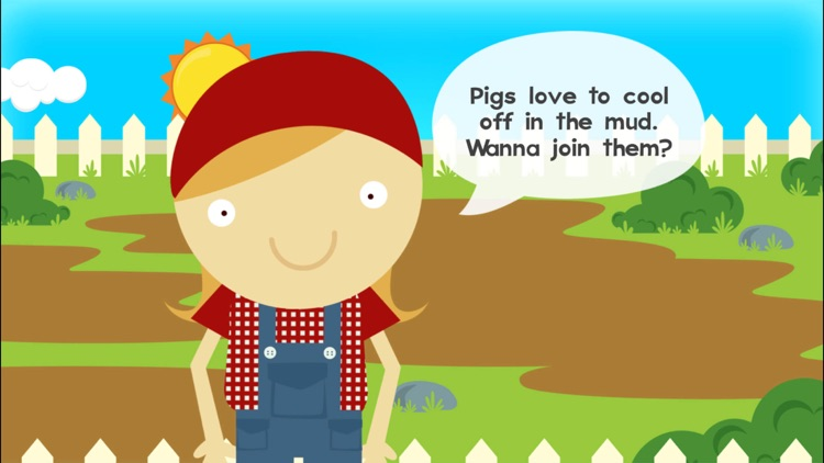 Farm Story Maker Activity Game for Kids and Toddlers Free screenshot-4