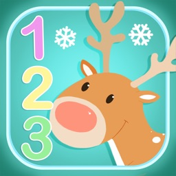 123: Christmas Games - Learn to Count