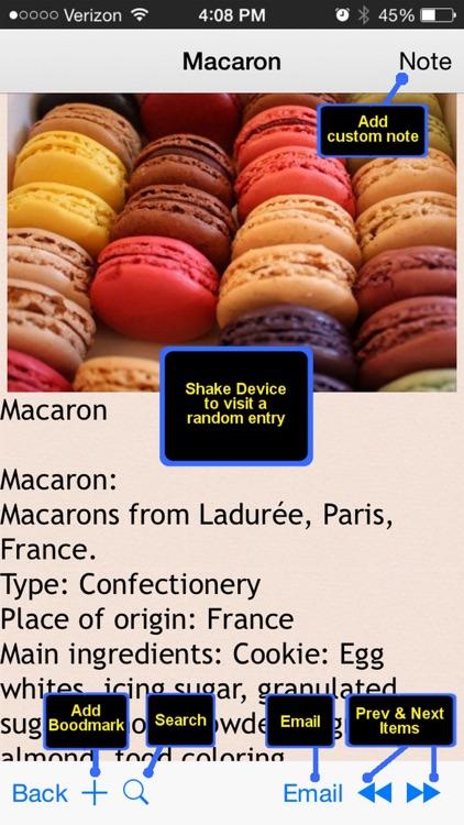 French Cuisine Guide screenshot-3