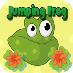 Jumping Frog Puzzle Games