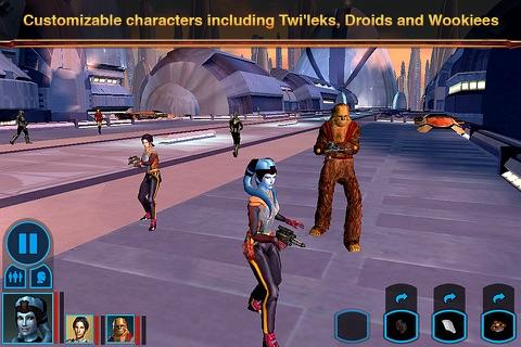 Star Wars®: Knights of the Old Republic™ screenshot 4