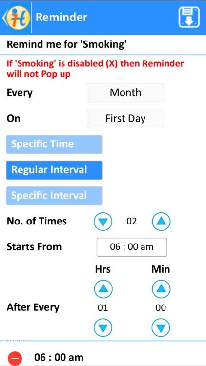 iPro Habit Tracker screenshot-3