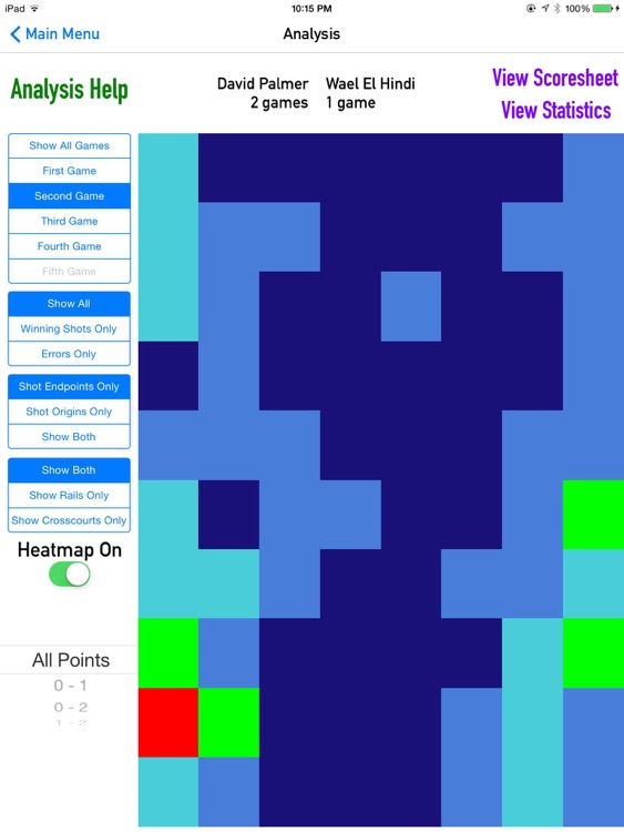 CourtVision - Squash Strategy App screenshot-0