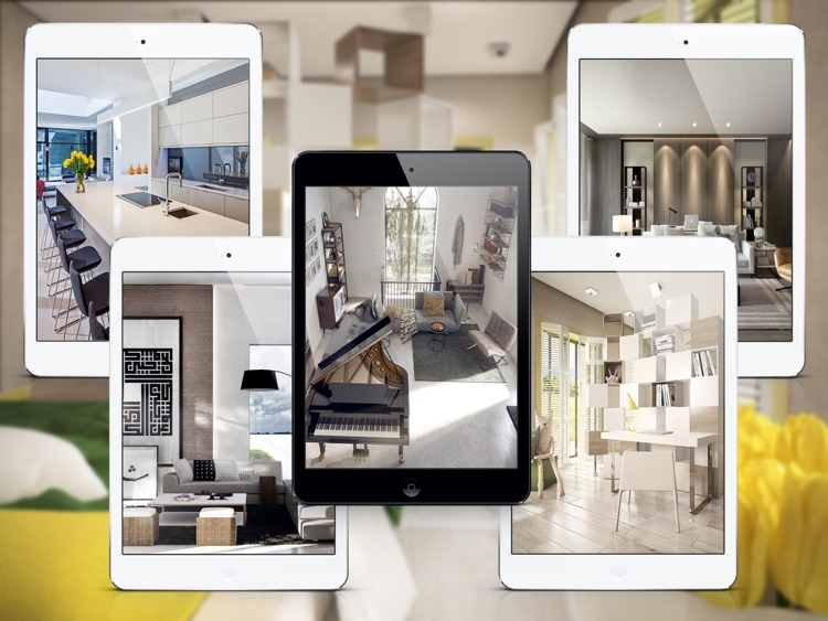 Modern House - Interior Design Ideas for iPad screenshot-3