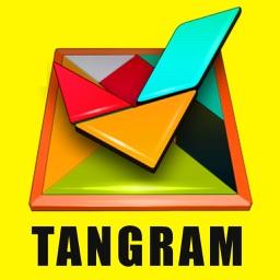 Tangram Puzzles Free