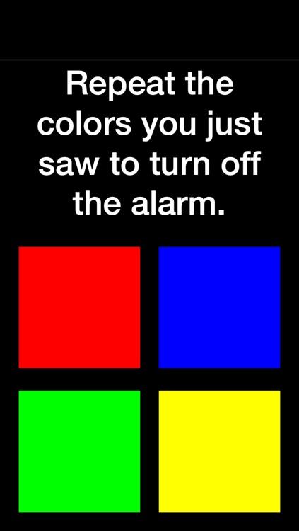 Memory Alarm Clock - Black Edition