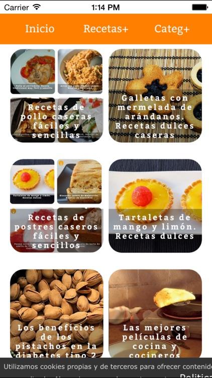 Recetas De Cocina Casera By Jose Luis Pena Balandin