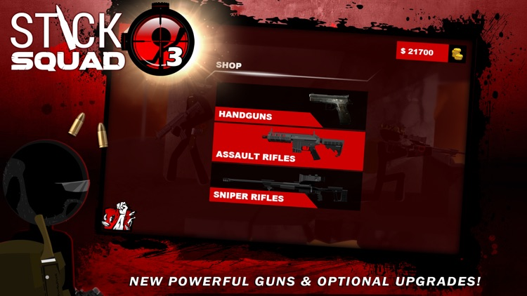 Stick Squad 3 - Modern Shooter screenshot-4
