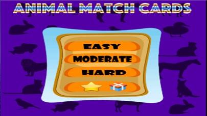 Ninu's Animal Match Card Game