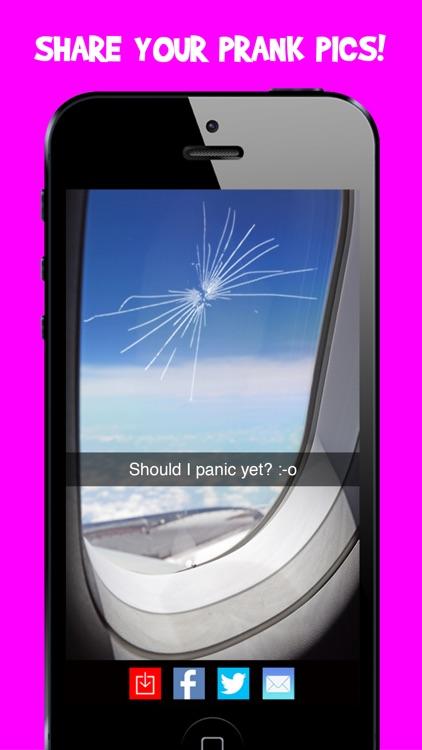 Damage Cam - Fake Prank Photo Editor Booth screenshot-3