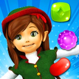 Candy Christmas Countdown! - The puzzle game to play while waiting for presents