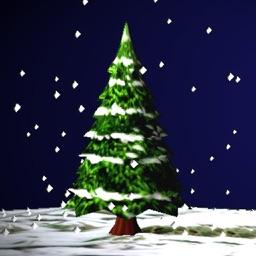 iTree - Christmas Tree - Snow Globe 3D Tree