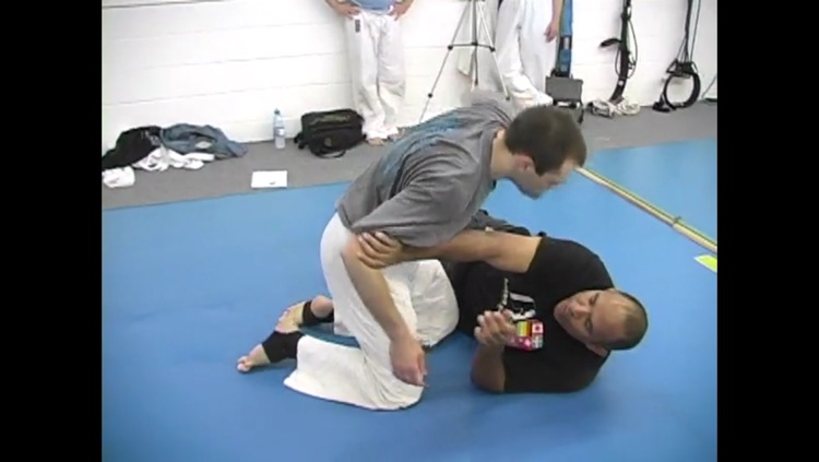 Roy Harris BJJ Over 40