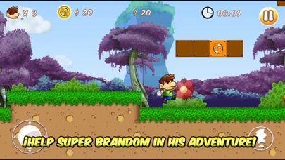 Super Brandom Pro screenshot one