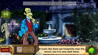点击获取Detective Holmes: Trap for the Hunter – Hidden Objects Adventure