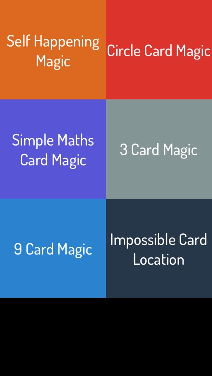 Card Magic Tricks - Ultimate Video Guide screenshot-0