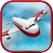 飛行機フライト: パイロットシミュレーター3D