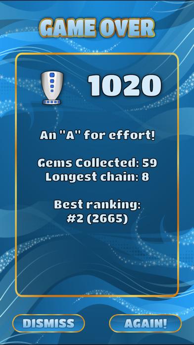 Gem Shaker Free screenshot two
