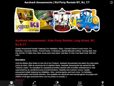 Aardvark Amusements NY, NJ, CT-ipad-1