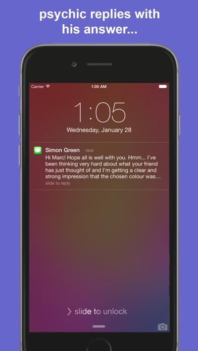 Magic SMS 2 screenshot