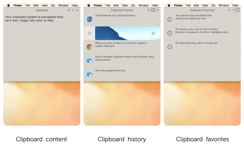 Unclutter Screenshots