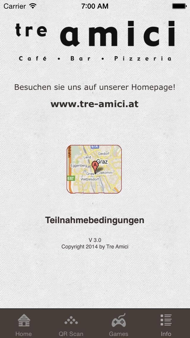 TreAmici GamesScreenshot von 4