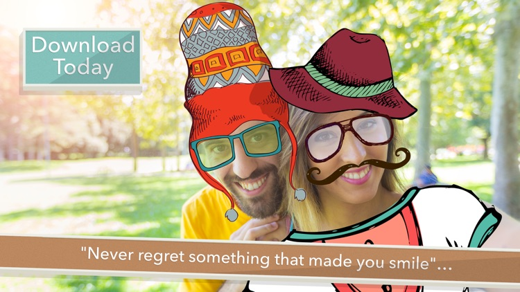 A Hipster Guy Photo Booth FREE - The Cool Effects Stickers for your Pictures screenshot-4