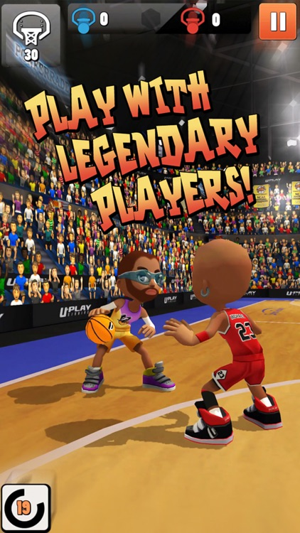 Swipe Basketball 2 screenshot-3