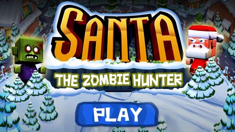 Santa The Zombie Hunter