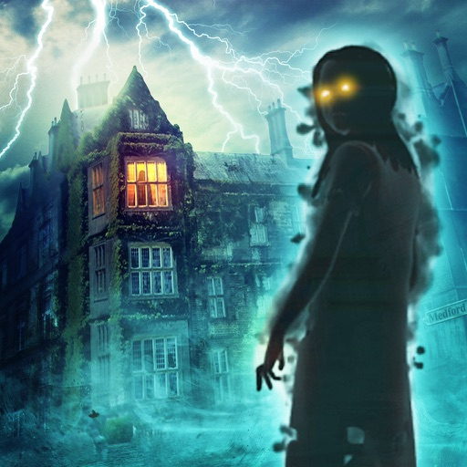Medford Asylum: Paranormal Case - Hidden Object Adventure icon