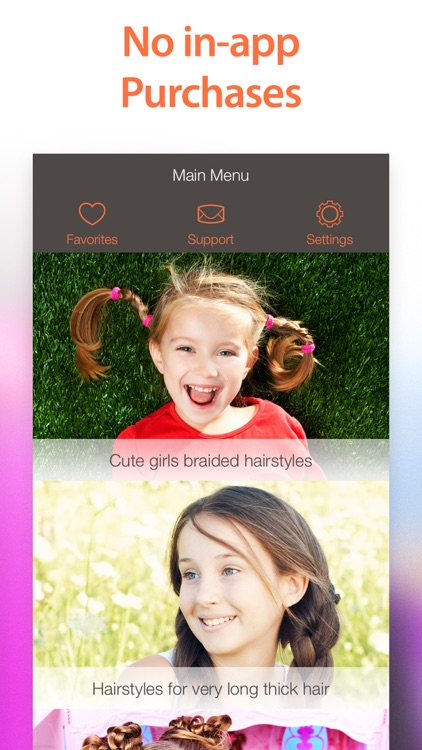 Wow Hairstyles for Girls and Young Ladies. 400+ Braid Hair Tutorials for Little Princesses with Step-by-Step Photos screenshot-3